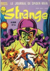 Strange -Rec054- Album N°54 (du n°161 au n°163)