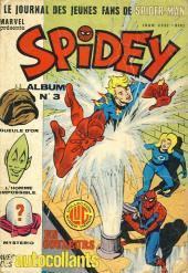 Spidey -Rec03- Album N°3 (du n°7 au n°9)
