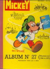 (Recueil) Mickey (Le Journal de) (1952) -27- Album n°27 (n°556 à 572)