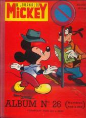 (Recueil) Mickey (Le Journal de) -26- Album n°26 (n°539 à 555)
