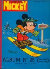 (Recueil) Mickey (Le Journal de) -25- Album n°25 (n°522 à 538)
