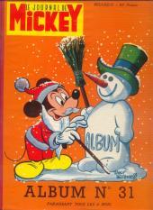 (Recueil) Mickey (Le Journal de) (1952) -31- Album n°31 (n°625 à 642)
