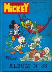 (Recueil) Mickey (Le Journal de) (1952) -38- Album n°38 (n°751 à 768)