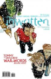 Unwritten (The) (2009) -31- Tommy Taylor and the War of Words, Part One
