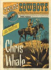 Texas Cowboys -5MR3854- Chris Whale