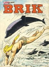 Brik (Mon journal) -179- Quand ça fait boum