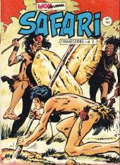 Safari (Mon Journal) -144- Le fils de la jungle