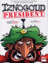 Iznogoud -29- Iznogoud Président