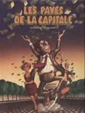 Une aventure d'Auguste Pochard -1- Les pavés de la capitale