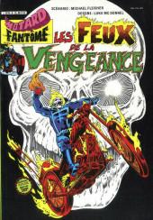 Le motard fantôme -8- Les feux de la vengeance