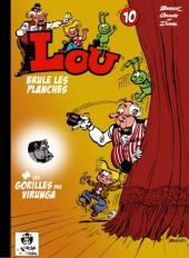 Lou (Berck) -10- Lou brule les planches