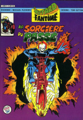 Le motard fantôme -9- La sorcière du passé