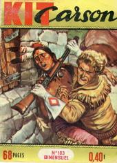 Kit Carson -183- L'embuscade des apaches
