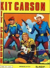 Kit Carson -521- La sauvage