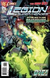 Legion of Super-Heroes (2011) -6- Dragon & Phoenix