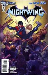 Nightwing (2011) -6- Good girl gone bad