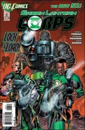Green Lantern Corps (2011) -6- Fearsome