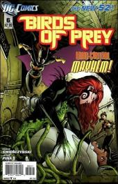 Birds of Prey (2011) -6- Clean getaway