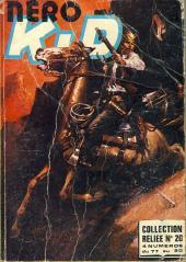 Néro Kid -Rec20- Collection Reliée N°20 (du n°77 au n°80)