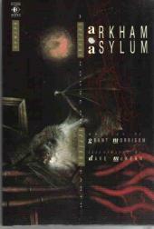 Batman (One shots - Graphic novels) -GN- Batman: Arkham Asylum