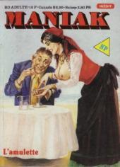 Maniak (Novel Press) -3- L'amulette
