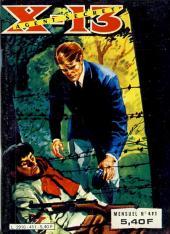 X-13 agent secret -411- Réunion d'espions