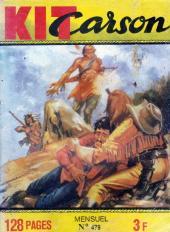 Kit Carson -479- Un homme en colère