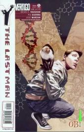 Y: The Last Man (2002) -1- Unmanned: Chapter One