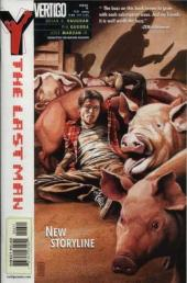 Y: The Last Man (2002) -6-  Cycles: Chapter One