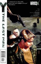 Y: The Last Man (2002) -9- Cycles: Chapter Four