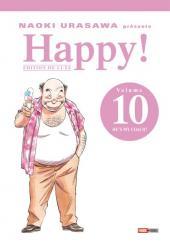Happy! (Urasawa) -10- He's my coach!