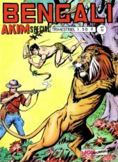 Bengali (Akim Spécial Hors-Série puis Akim Spécial puis) -35- Le combat du siècle
