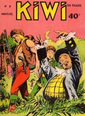 Kiwi -7- Le trésor d'Akbad (1)