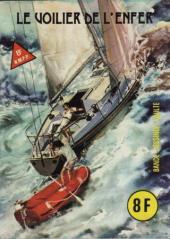 Histoires noires (Elvifrance) -54- Le voilier de l'enfer