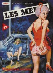Les meufs (Novel Press) -16- Disparition fortuite