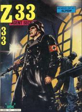 Z33 agent secret -147- Le salaire des rats