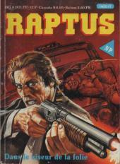 Raptus -7- Dans le viseur de la folie