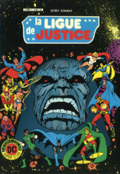 La ligue de justice (1re série - Arédit - Artima Color DC Super Star puis Artima Color DC) -1- La Ligue de Justice