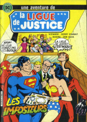 La ligue de justice (1re série - Arédit - Artima Color DC Super Star puis Artima Color DC) -3- Les imposteurs
