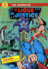 La ligue de justice (1re série - Arédit - Artima Color DC Super Star puis Artima Color DC) -4- L'étoile conquérante
