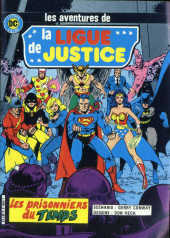 La ligue de justice (1re série - Arédit - Artima Color DC Super Star puis Artima Color DC) -8- Les prisonniers du temps