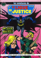 La ligue de justice (1re série - Arédit - Artima Color DC Super Star puis Artima Color DC) -9- Une ligue divisée