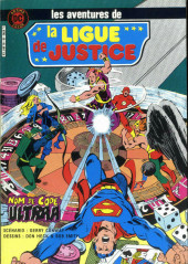 La ligue de justice (1re série - Arédit - Artima Color DC Super Star puis Artima Color DC) -10- Nom de code : Ultraa