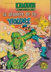 Kamandi (2e série - Arédit - Artima Color DC Super Star) -7- La planète de la violence
