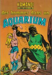 Kamandi (2e série - Arédit - Artima Color DC Super Star) -8- Des hommes dans un aquarium