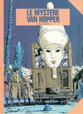 Nicéphore Vaucanson -3- Le Mystère Van Hopper