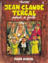 Jean-Claude Tergal -6- Portraits de famille