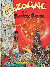 Gazoline et la planète rouge