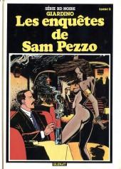 Sam Pezzo (Les enquêtes de) -2- Tome 2