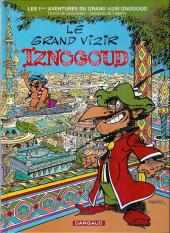 Iznogoud -1e- Le grand vizir iznogoud
